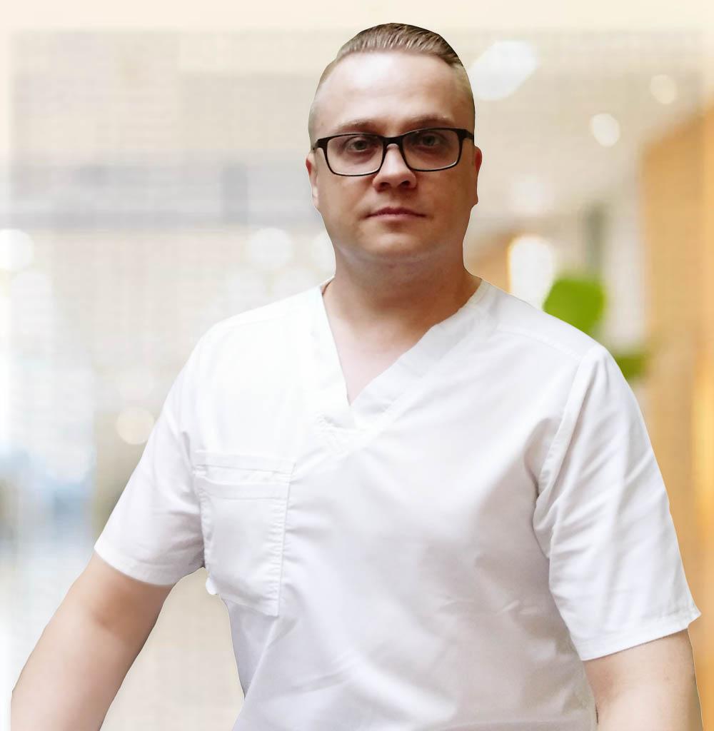 Бабошин Дмитрий Геннадьевич